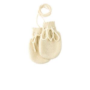 disana Baby Strick-Handschuhe reine Bio-Merinowolle - Disana