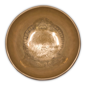 Klangschale Medicine Buddha - Just Be