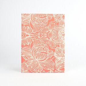 Notizbuch Lotus DIN A5 aus handgeschöpftem Papier - Sukham