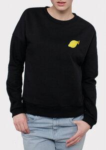 Sweatshirt JENNA mit Zitronen-Print - börd shört