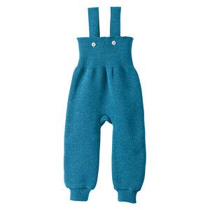 disana Baby und Kleinkinder Strick-Trägerhose reine Bio-Merinowolle - Disana