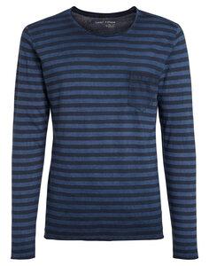 Herren Basic Langarmshirt: HAMISH - Trevors by DNB