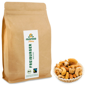 Nuss-Mix (500g) Bio & Fairtrade - fairfood Freiburg