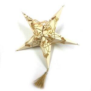Weihnachtsstern aus Papier - Only Natural