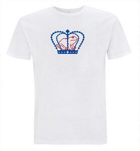 Der Froschkönig T-Shirt in Weiß - Picopoc