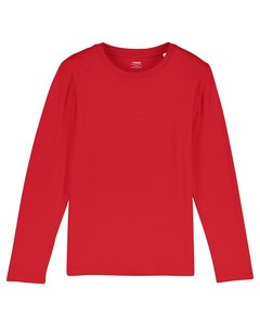 Kinder Basic Langarmshirt, Longsleeve für Mädchen und Jungen, viele Farben - YTWOO
