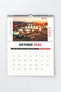 Wandkalender für 2020 - Eykaffee