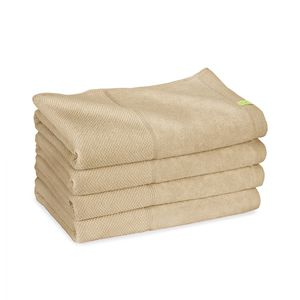 The Hand & Hair Set - klimapositives Handtuchset aus Holz - Kushel Towels