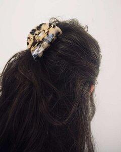 Haarklammer GRANDE CLAW aus Acetat  - JAN N JUNE