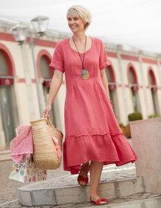 Leinen-Kleid Mariette - Deerberg