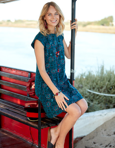 Jersey-Kleid Netis - Deerberg