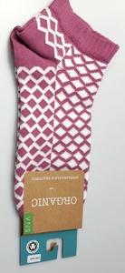 Damen und Herren GOTS zertifizierte Biobaumwolle Socken - VNS Organic