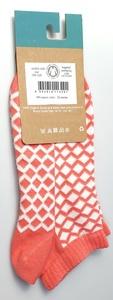 Karierte Biobaumwolle Socken - VNS Organic