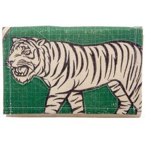 Portemonnaie aus gebrauchtem Zementsack - Upcycling Deluxe