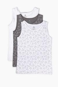 Unterhemd aus Bio-Baumwolle 'Haifisch' OceanBluu - OceanBluu