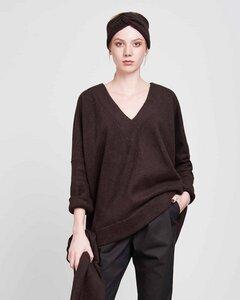 Pullover PRESTON aus weichem Bio-Baumwolle-Fleece - JAN N JUNE