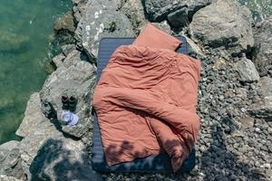 Bettbezug Baumwolle - Louise rost 135x200 cm - #lavie