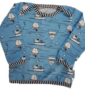 Babyshirt Ozean - Omilich