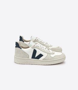 Sneaker Herren - V10 B-MESH - White Nautico - Veja