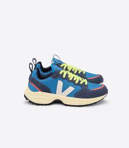 Damen Sneaker - Venturi Hexamesh - Swedish Blue Butter Sole - Veja