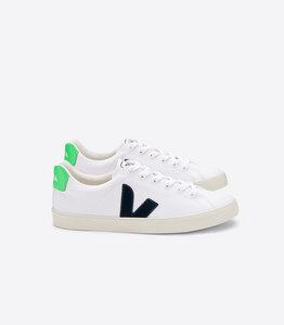 Sneaker Damen Vegan - Esplar SE Canvas - White Nautico Absinthe - Veja
