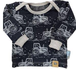 Babyshirt Thores Traktor - Omilich
