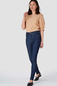 Jeans Skinny Fit- Christina High  - Kings Of Indigo