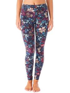 Yogahose - Fancy Leggings - Wonderland Print - Mandala