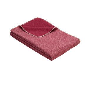Decke Lausanne Bio-Baumwolle - Ibena Textilien