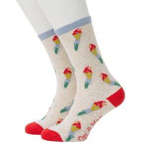 Parrot Pattern Socks - Opi & Max