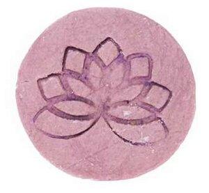Nelumbo festes Shampoo Solidshampoo Rose für normales bis trockenes Haar - Nelumbo Kosmetik