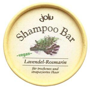 Jolu festes Shampoo Lavendel & Rosmarin - Jolu Naturkosmetik