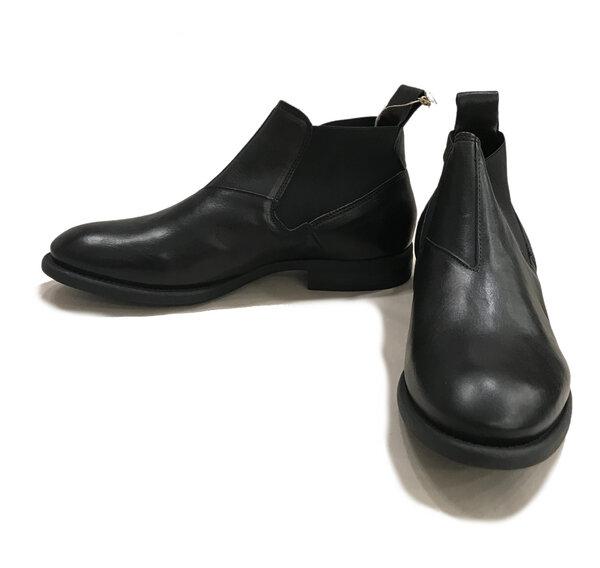 Chelsea Boots, David, Vegetabil Gegerbtes Leder