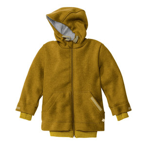 disana Kinder Outdoor-Jacke reine Bio-Merinowolle - Disana