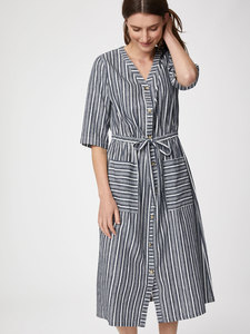 Kleid Hanf  - Catterina Dress - Thought