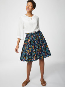 Tencel Rock - Rhoda Skirt - Thought