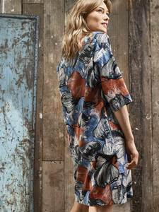 Hanf Kleid - Lyme Dress - Thought