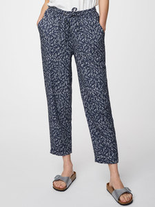 Stoffhose Blumenprint - Rametto Trousers - Thought