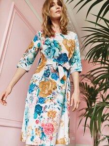 Blumen Kleid - Giardino Dress - Thought