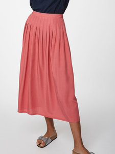 Tencel Midi Rock  - Angela Skirt - Thought