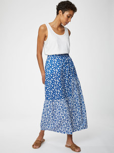 Blumen Midi Rock - Verronica Skirt - Thought