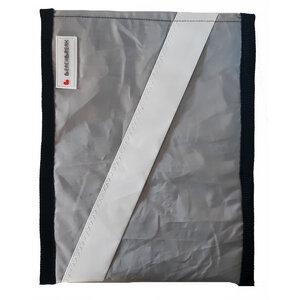 UNIKAT Tablet-Tasche upcycelt aus einem Hängegleitersegel / Segeltuch  - Beachbreak