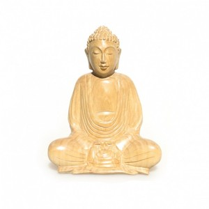 Dhyana Buddha Krokodilholz  - Just Be