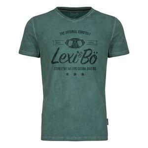 Streetwear Herren V-Neck T-Shirt - Lexi&Bö