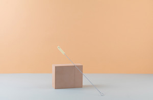 strawbrush Reinigungsbürste für Trinkhalme, vegan - soulbottles