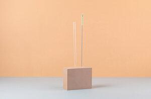 Set: strawbrush Reinigungsbürste + soulstraw gerade - soulbottles
