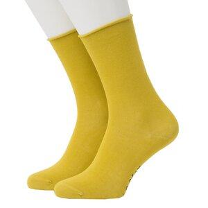 Roll Top Plain Socks - Opi & Max
