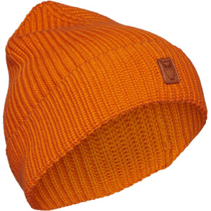 Mütze -Ribbing hat - Harvest Pumpkin - KnowledgeCotton Apparel