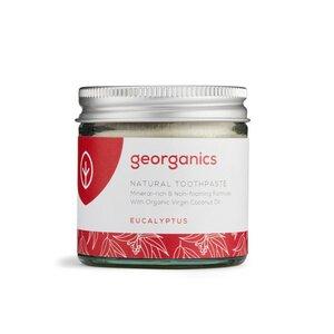 Georganics natürliche mineralhaltige Zahnpasta Eukalyptus  - Georganics