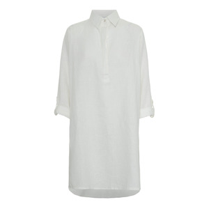 Thessa Shirt Bluse 100% Leinen - CARE BY ME